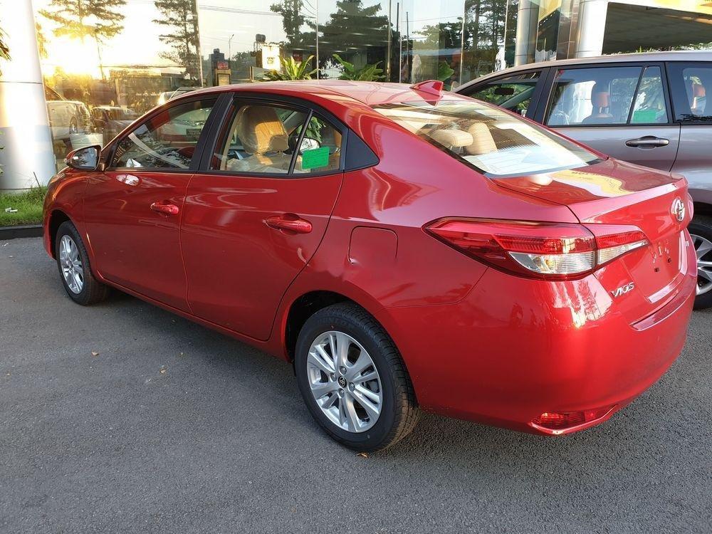 Bán xe Toyota Vios đời 2019, màu đỏ. Nhiều xe giao ngay, đủ màu (3)