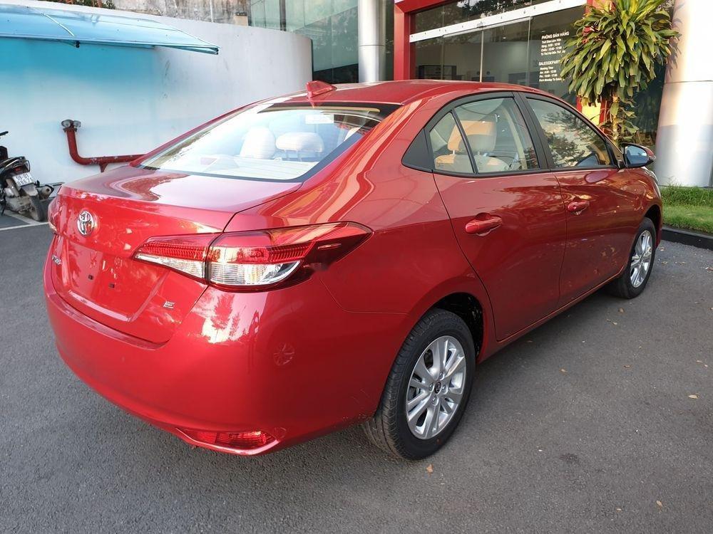 Bán xe Toyota Vios đời 2019, màu đỏ. Nhiều xe giao ngay, đủ màu (4)