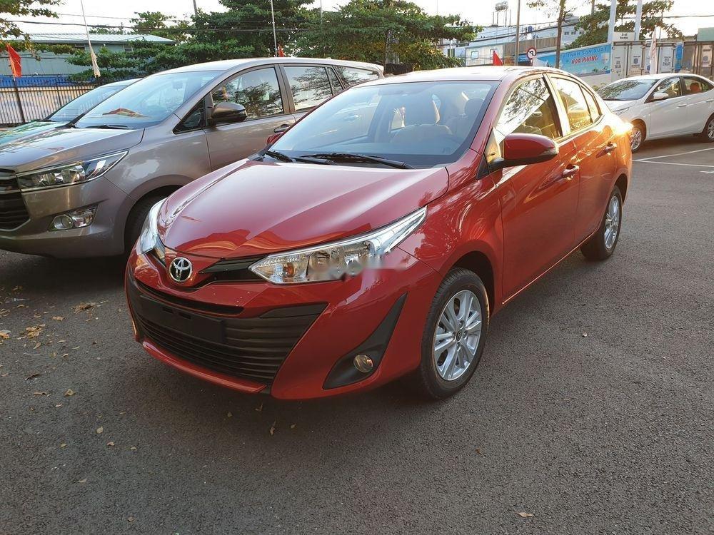 Bán xe Toyota Vios đời 2019, màu đỏ. Nhiều xe giao ngay, đủ màu (2)