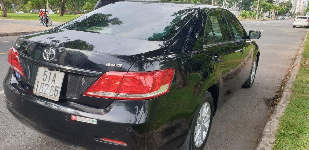 Bán Toyota Camry 2.4G đời 2011, màu đen (8)
