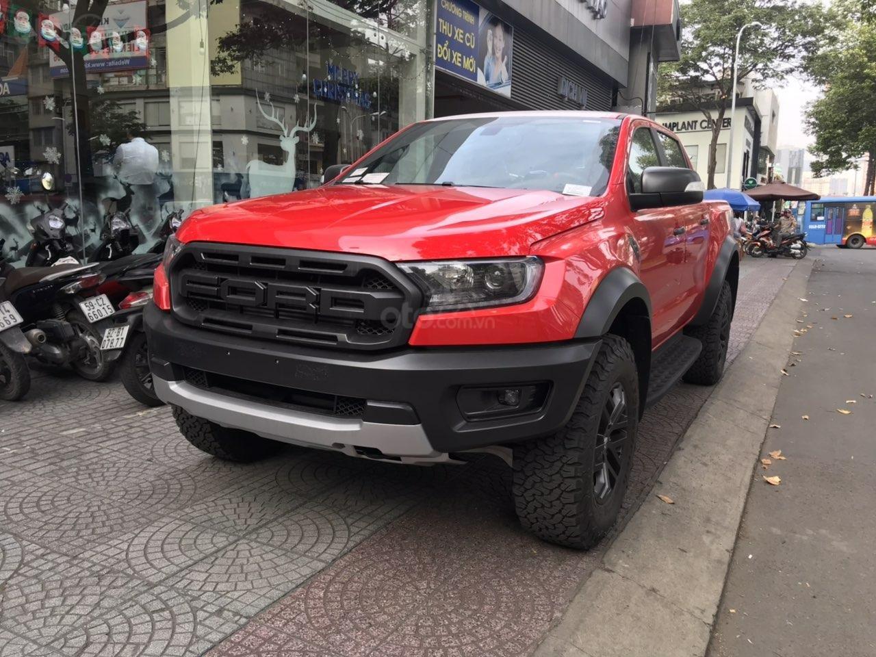 Bán xe Ford Ranger Raptor 2019 giá cực sốc (8)