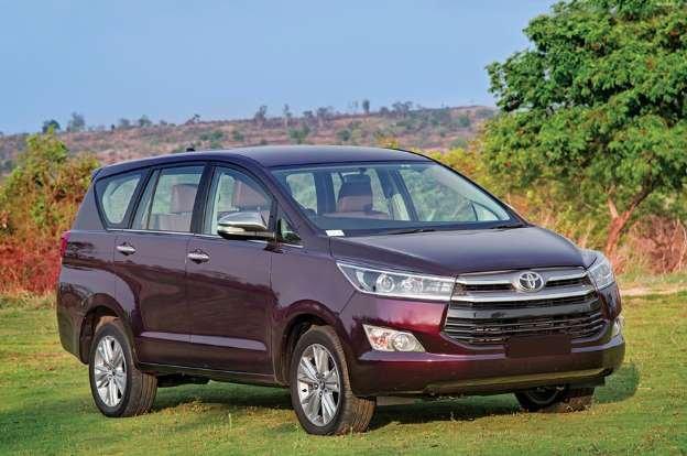 Toyota Innova động cơ diesel tại Ấn Độ sắp bị