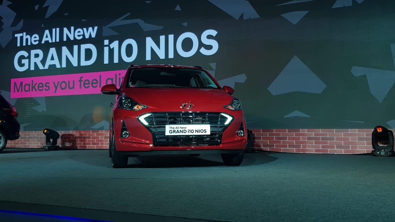 Hyundai Grand i10 2020