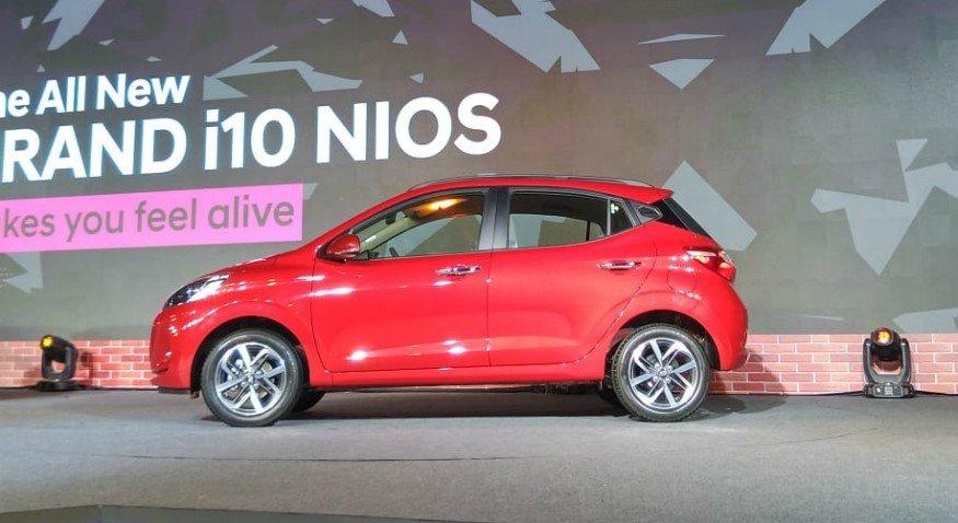 Động cơ trên Hyundai Grand i10 2020