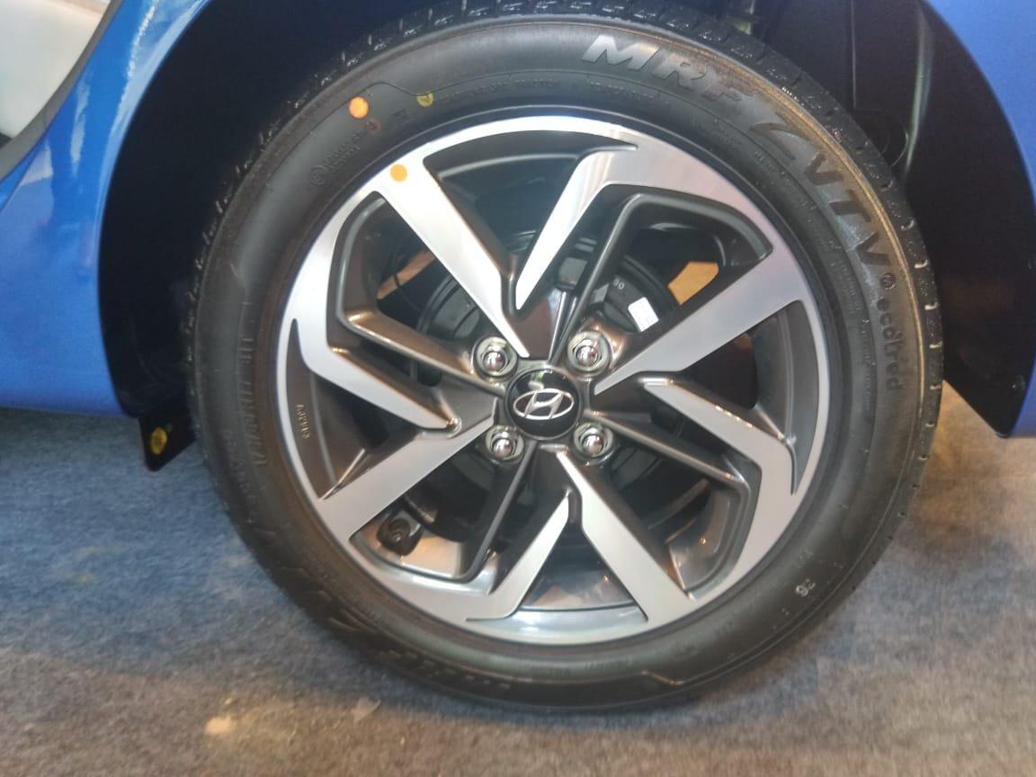 Thiết kế mâm xe Hyundai Grand i10