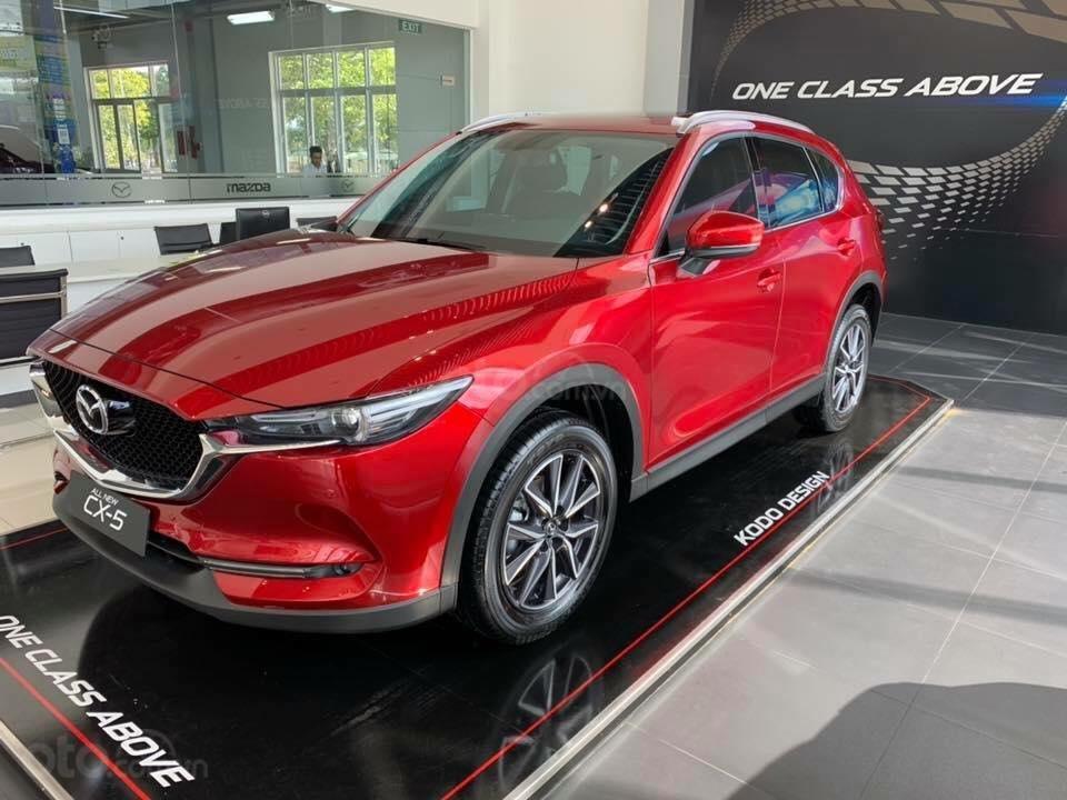 Bán xe Mazda CX-5 phiên bản 2.5 cao cấp - Giá tốt nhất Hồ Chí Minh - Đủ màu giao ngay (3)
