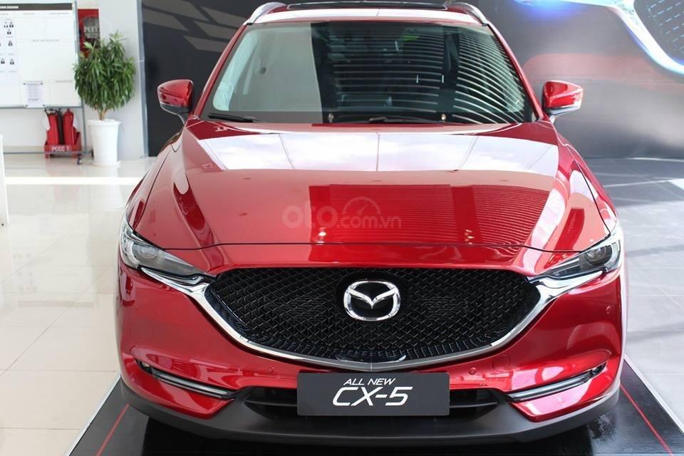 Bán xe Mazda CX-5 phiên bản 2.5 cao cấp - Giá tốt nhất Hồ Chí Minh - Đủ màu giao ngay (4)