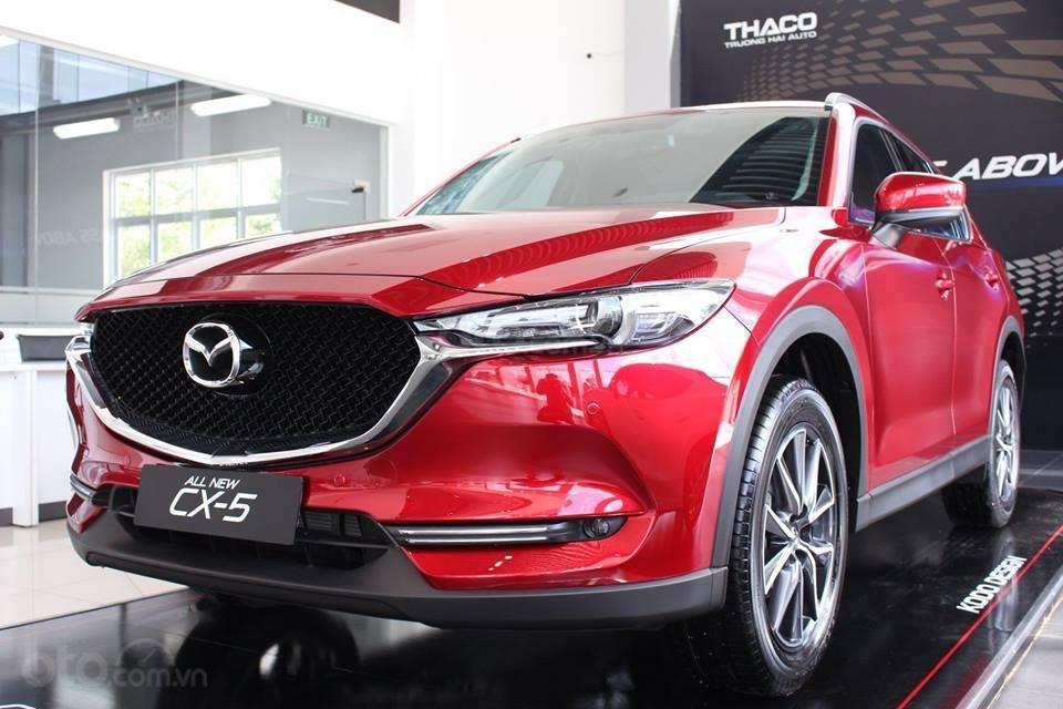 Bán xe Mazda CX-5 phiên bản 2.5 cao cấp - Giá tốt nhất Hồ Chí Minh - Đủ màu giao ngay (1)