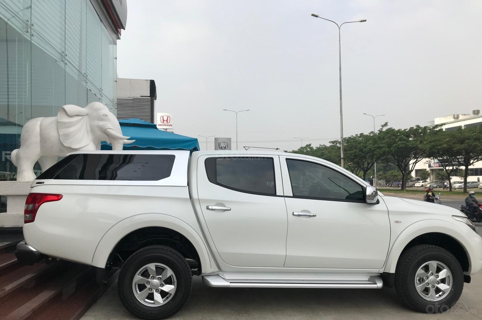 Mitsubishi Triton MT - Chính sách hấp dẫn, giá cạnh tranh (3)