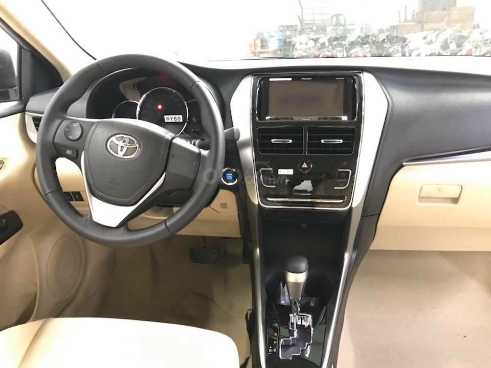 Bán Toyota Vios 1.5G cao cấp màu nâu vàng - giao xe ngay (4)