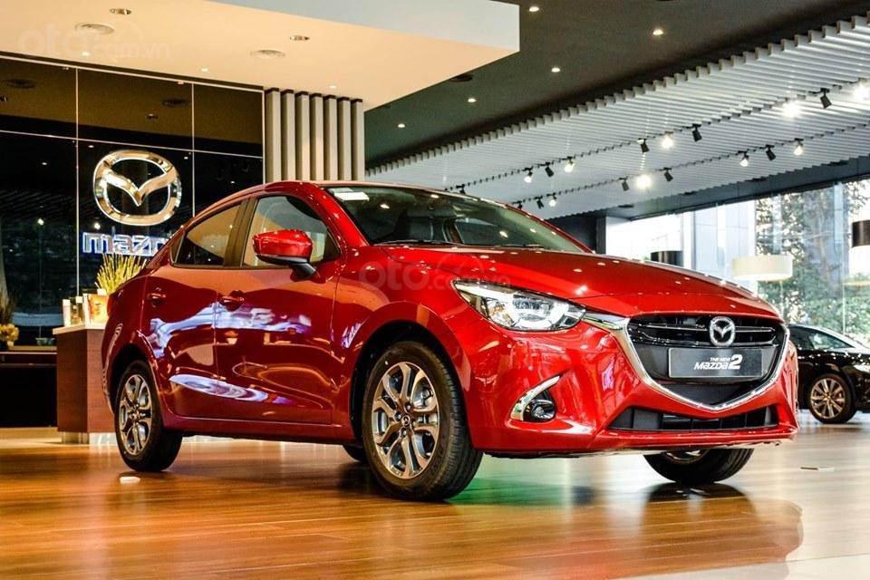 Mazda 2 đời 2019 nhập khẩu - Ưu đãi siêu khủng tháng ngâu - LH: 0938905707-0