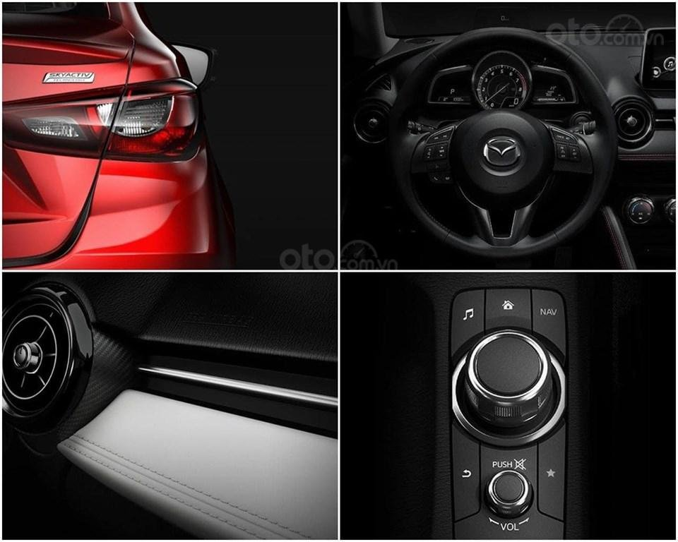 Mazda 2 đời 2019 nhập khẩu - Ưu đãi siêu khủng tháng ngâu - LH: 0938905707-5