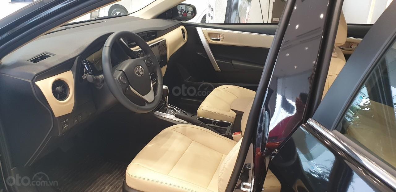 Bán ô tô Toyota Corolla Altis G năm sản xuất 2019, màu đen, gọi ngay để nhận thêm khuyến mại (4)