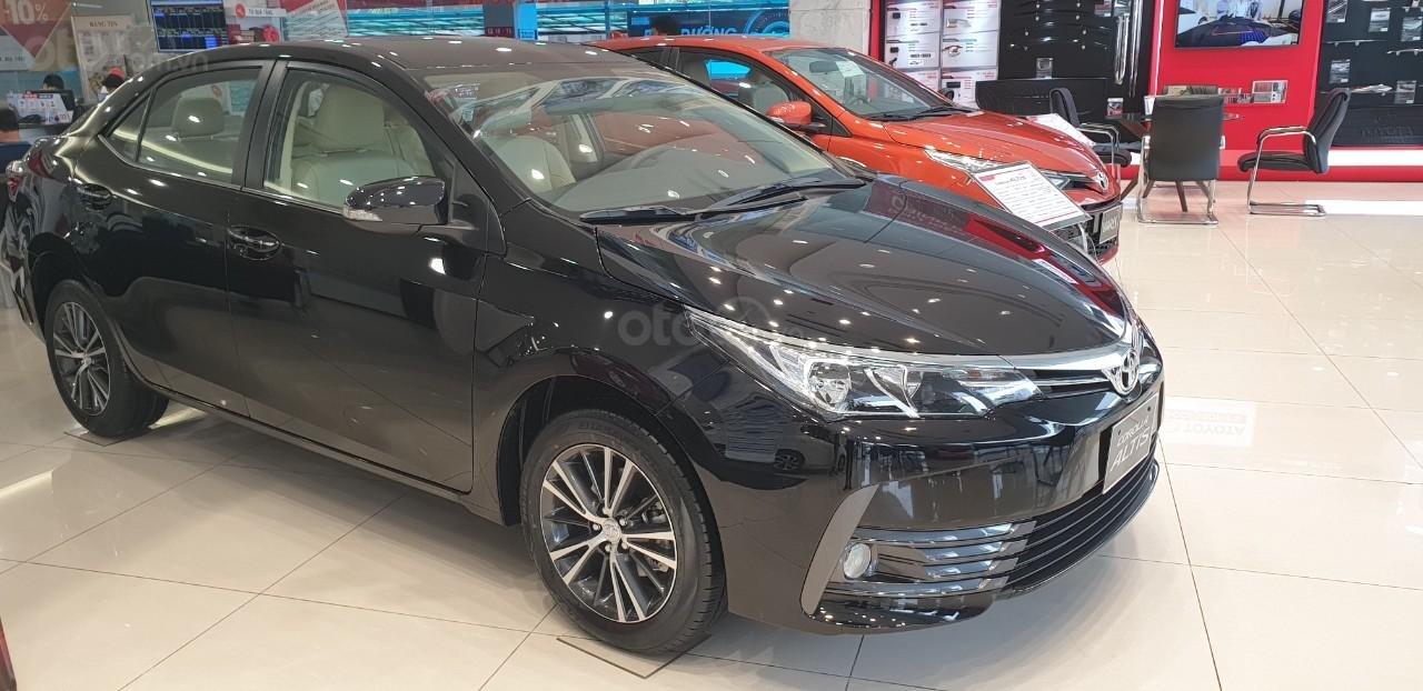 Bán ô tô Toyota Corolla Altis G năm sản xuất 2019, màu đen, gọi ngay để nhận thêm khuyến mại (1)