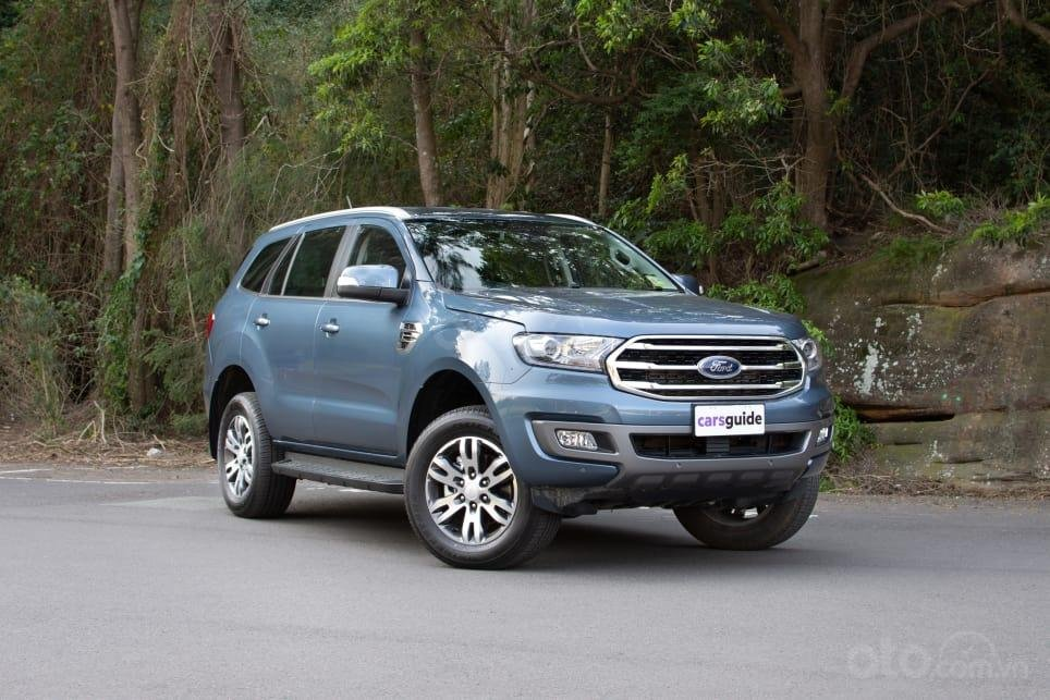 Ford Everest 2019,.