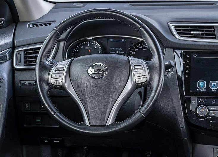 So sánh xe Hyundai Tucson 2019 và Nissan X-Trail V-Series 2019 a9