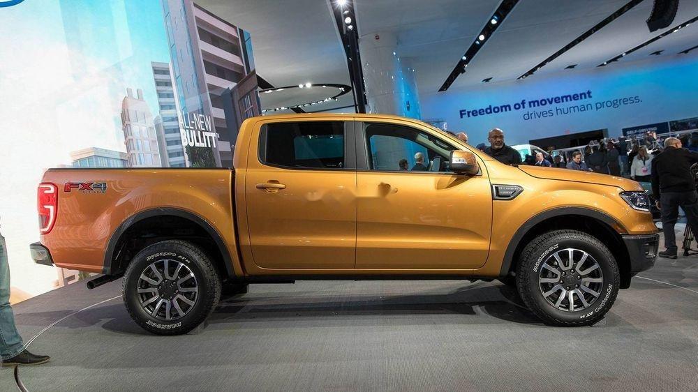 Bán ô tô Ford Ranger đời 2019, màu cam, xe nhập chính hãng (2)