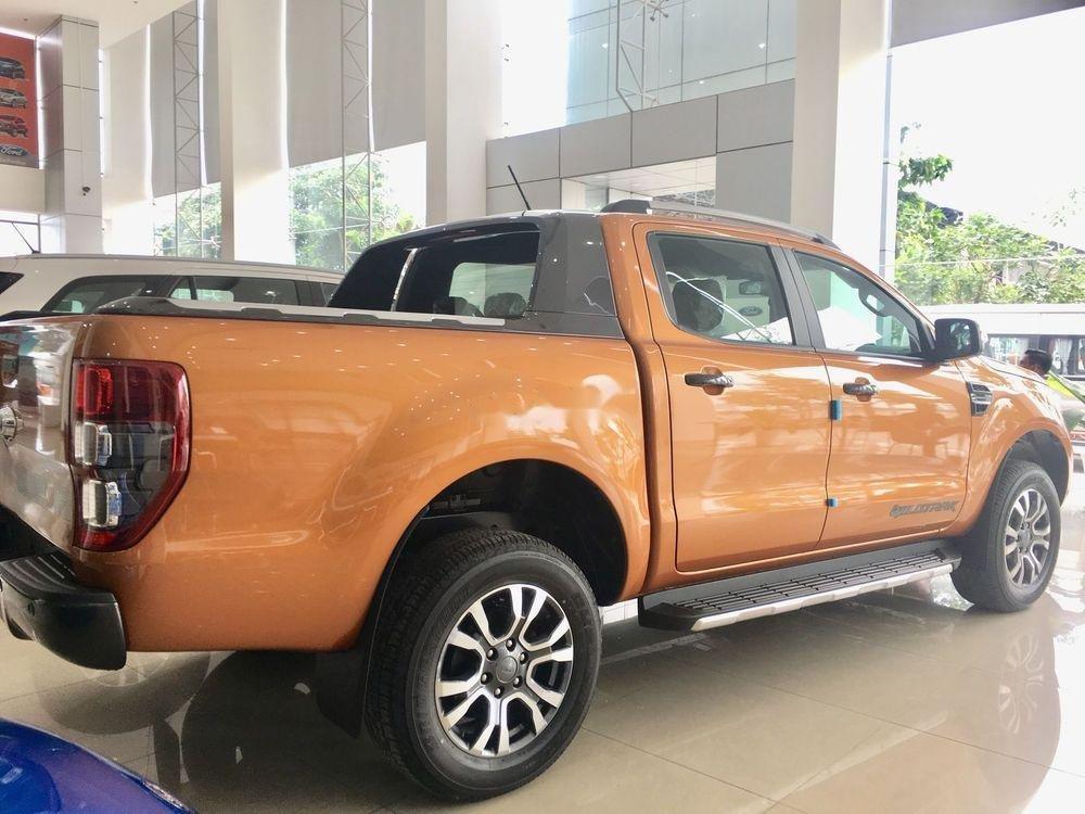 Bán ô tô Ford Ranger đời 2019, màu cam, xe nhập chính hãng (4)