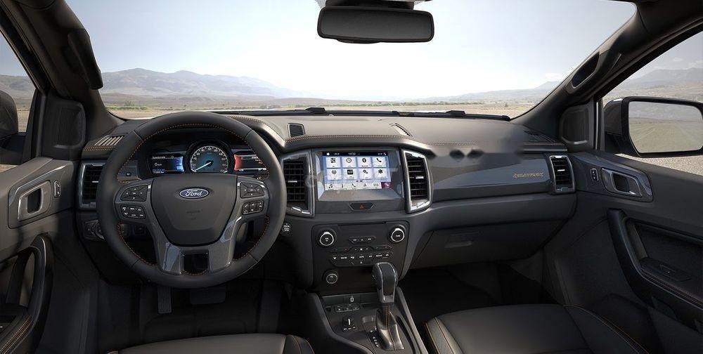 Cần bán xe Ford Ranger sản xuất 2019, màu xám, nhập khẩu nguyên chiếc, giá 630tr (2)