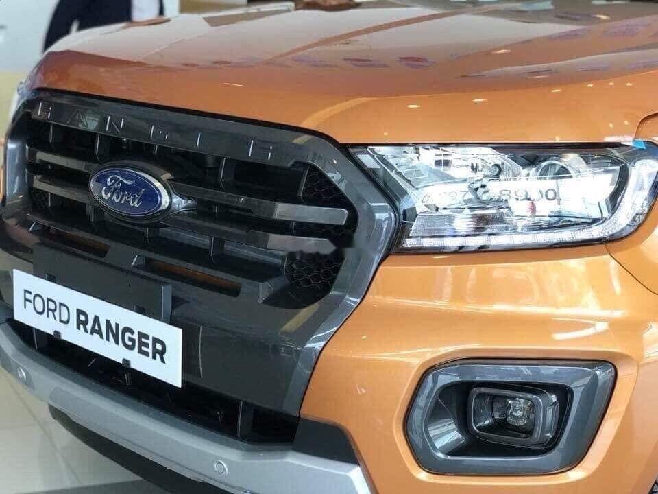 Bán xe Ford Ranger 2019, nhập khẩu nguyên chiếc, giá tốt (2)