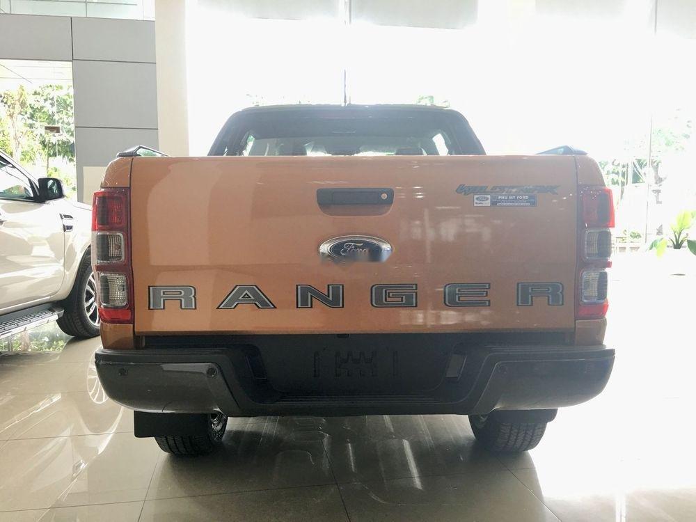 Bán ô tô Ford Ranger đời 2019, màu cam, xe nhập chính hãng (3)
