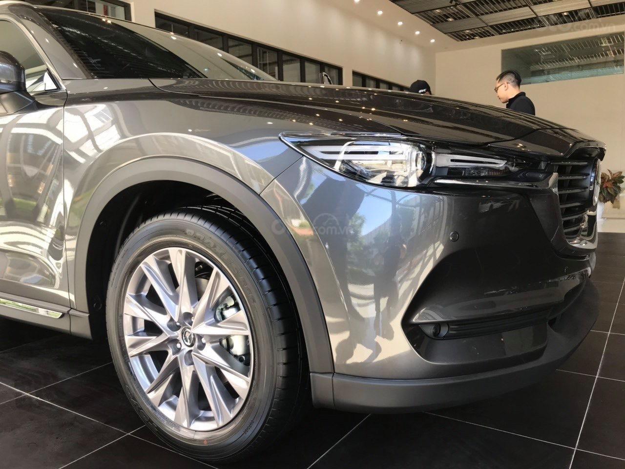 Mazda CX-8 phiên bản cao cấp 1 cầu - Giá tốt nhất TP HCM - Đủ màu giao ngay (3)