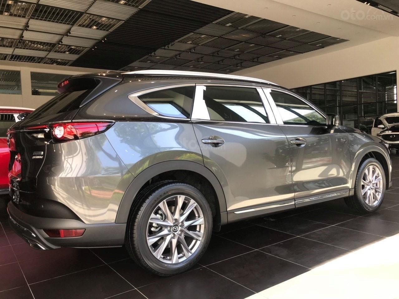 Mazda CX-8 phiên bản cao cấp 1 cầu - Giá tốt nhất TP HCM - Đủ màu giao ngay (4)