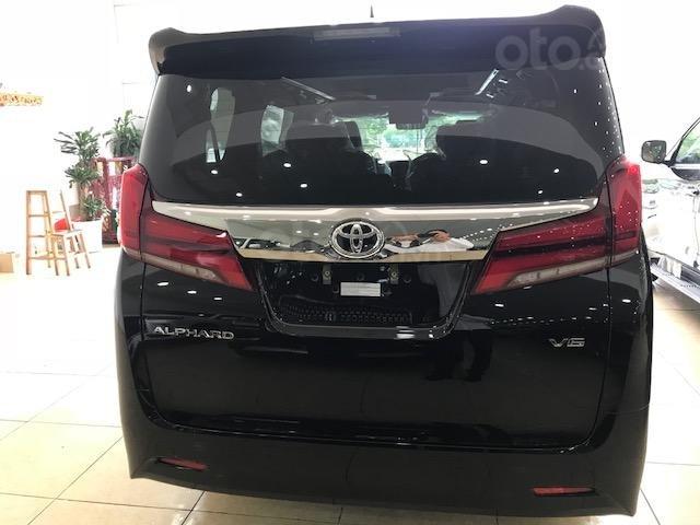 Bán Toyota Alphard năm sản xuất 2019, màu đen, nhập khẩu nguyên chiếc (4)