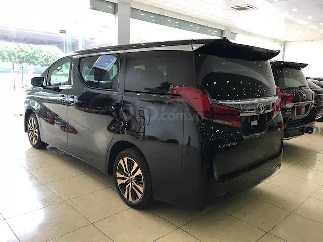 Bán Toyota Alphard năm sản xuất 2019, màu đen, nhập khẩu nguyên chiếc (5)