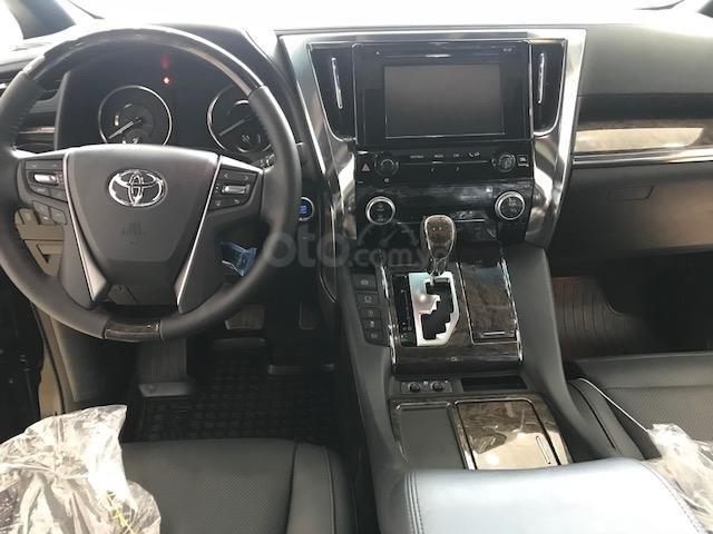 Bán Toyota Alphard năm sản xuất 2019, màu đen, nhập khẩu nguyên chiếc (11)