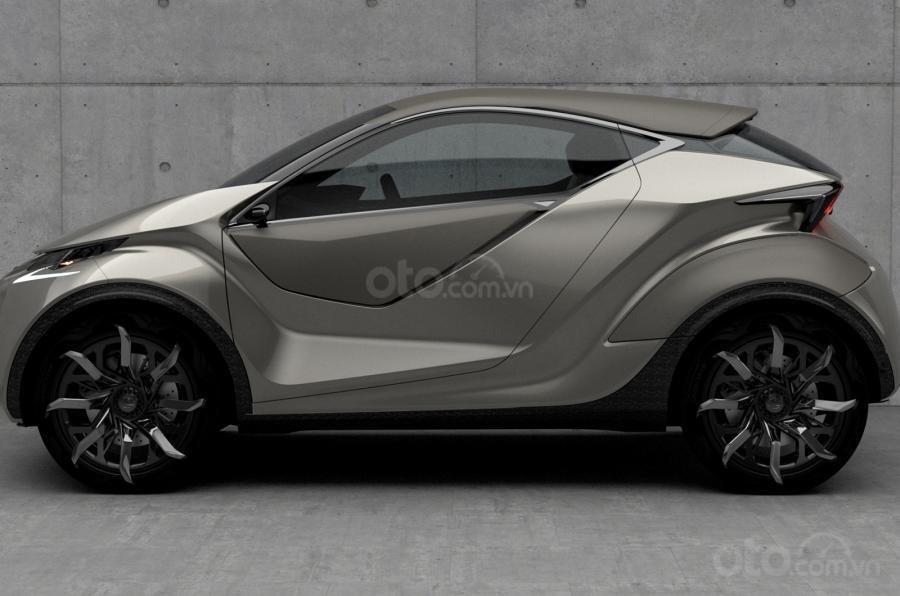 Lexus LF-SA 2015 concept..