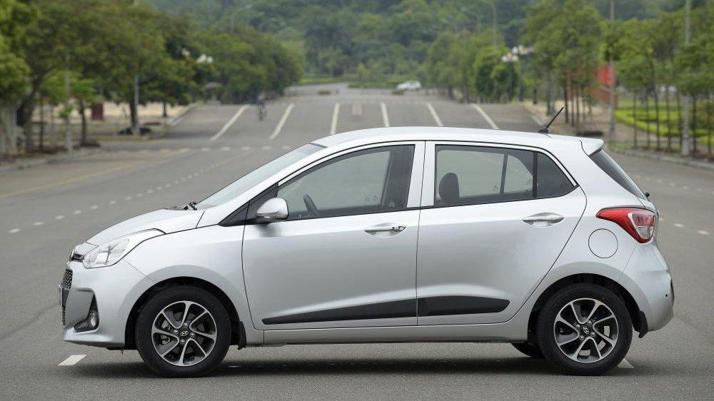 Hyundai Grand i10 2020 và hiện hành khác nhau thế nào qua ảnh? a