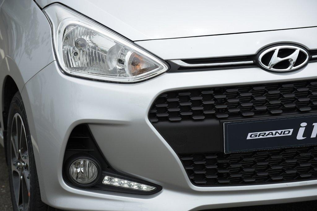 Hyundai Grand i10 2020 và hiện hành khác nhau thế nào qua ảnh? a4