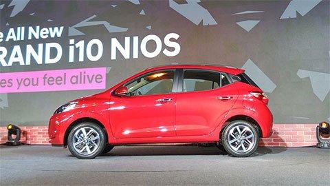 Hyundai Grand i10 2020 và hiện hành khác nhau thế nào qua ảnh? a7