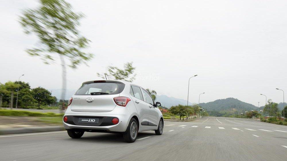 Hyundai Grand i10 2020 và hiện hành khác nhau thế nào qua ảnh? a16