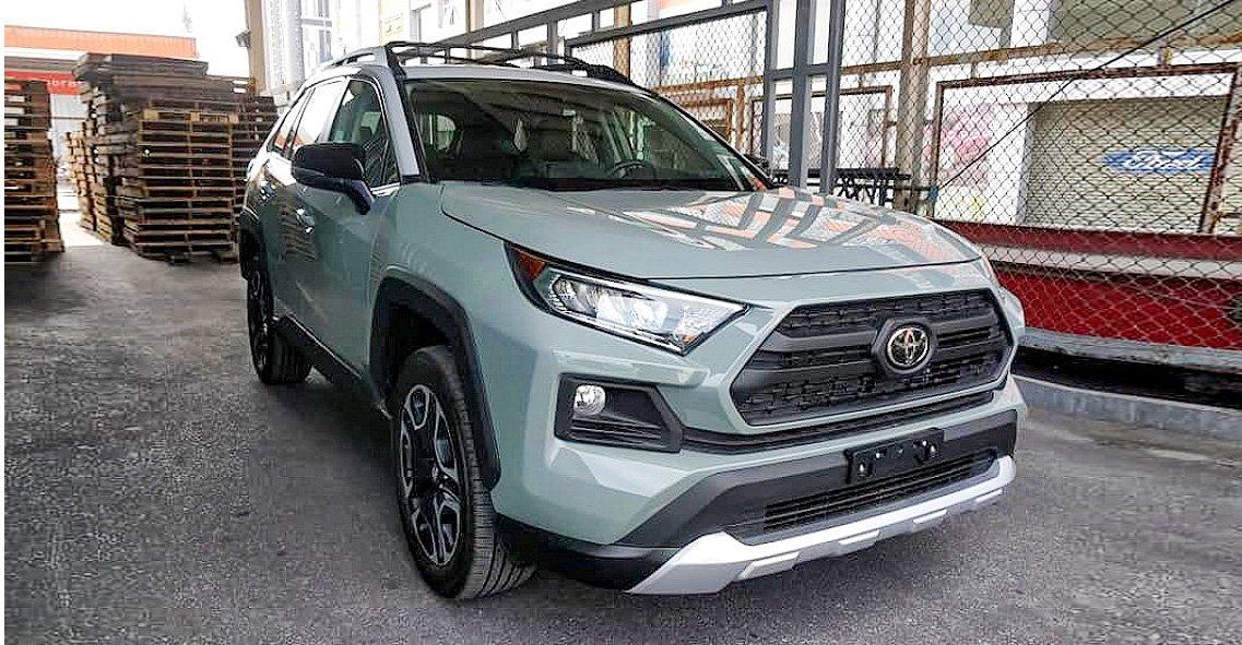 Toyota RAV4 2019 về Việt Nam, đắt gấp đôi Honda CR-V, Mazda CX-5 a1