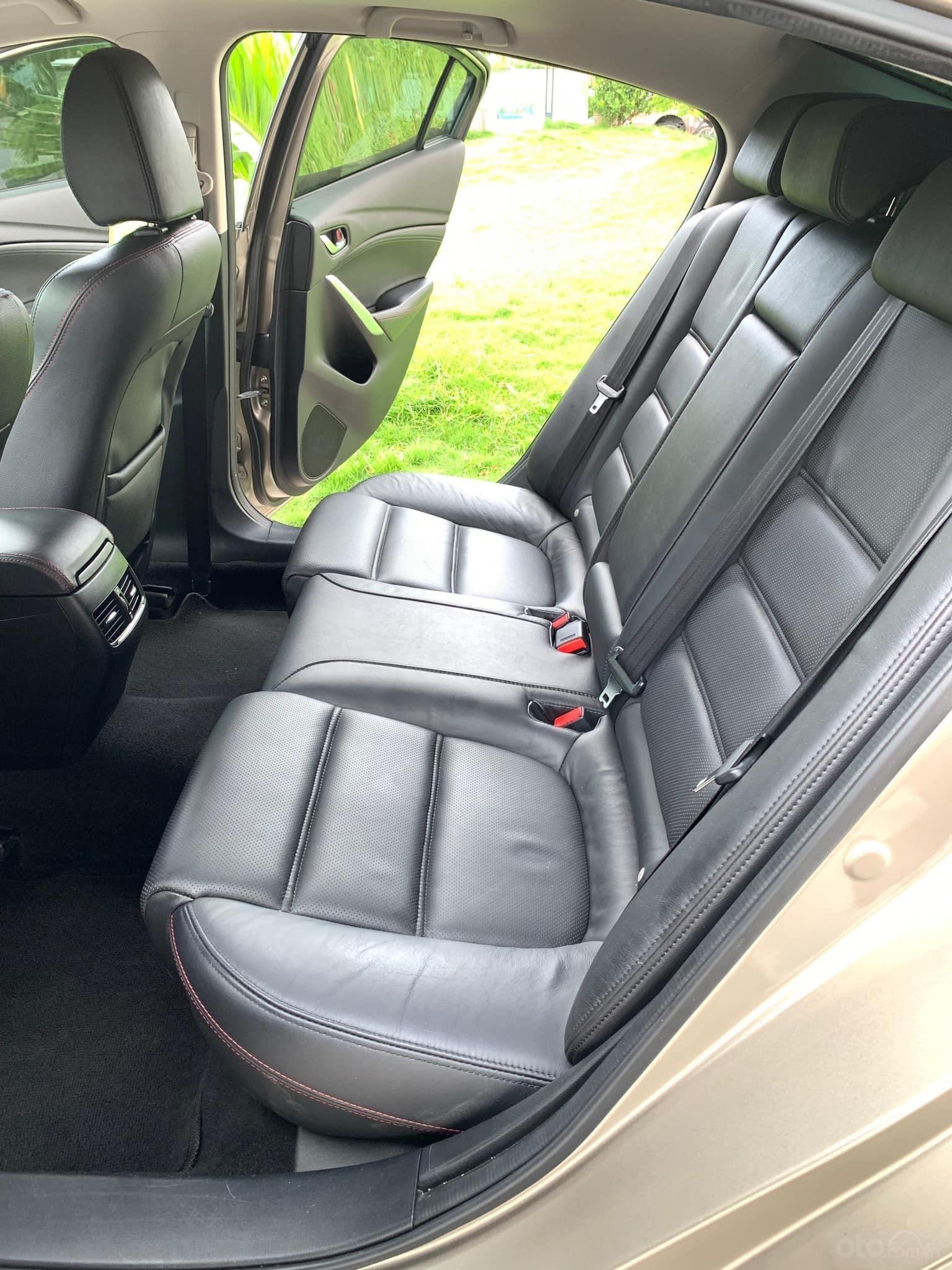 Bán Mazda 6 2.0 SX 2015, xe đẹp cá nhân cam kết chất lượng bao check hãng (9)