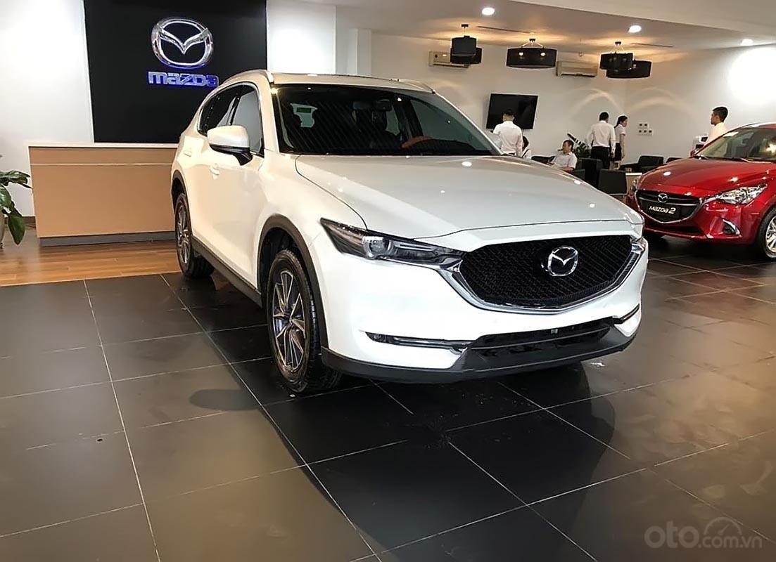 Bán Mazda CX 5 2.0 AT đời 2019, màu trắng, giá chỉ 899 triệu (1)