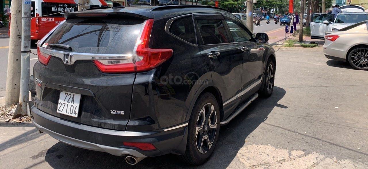 Bán ô tô Honda CR V 1.5L Tubor đời 2018, màu đen-4