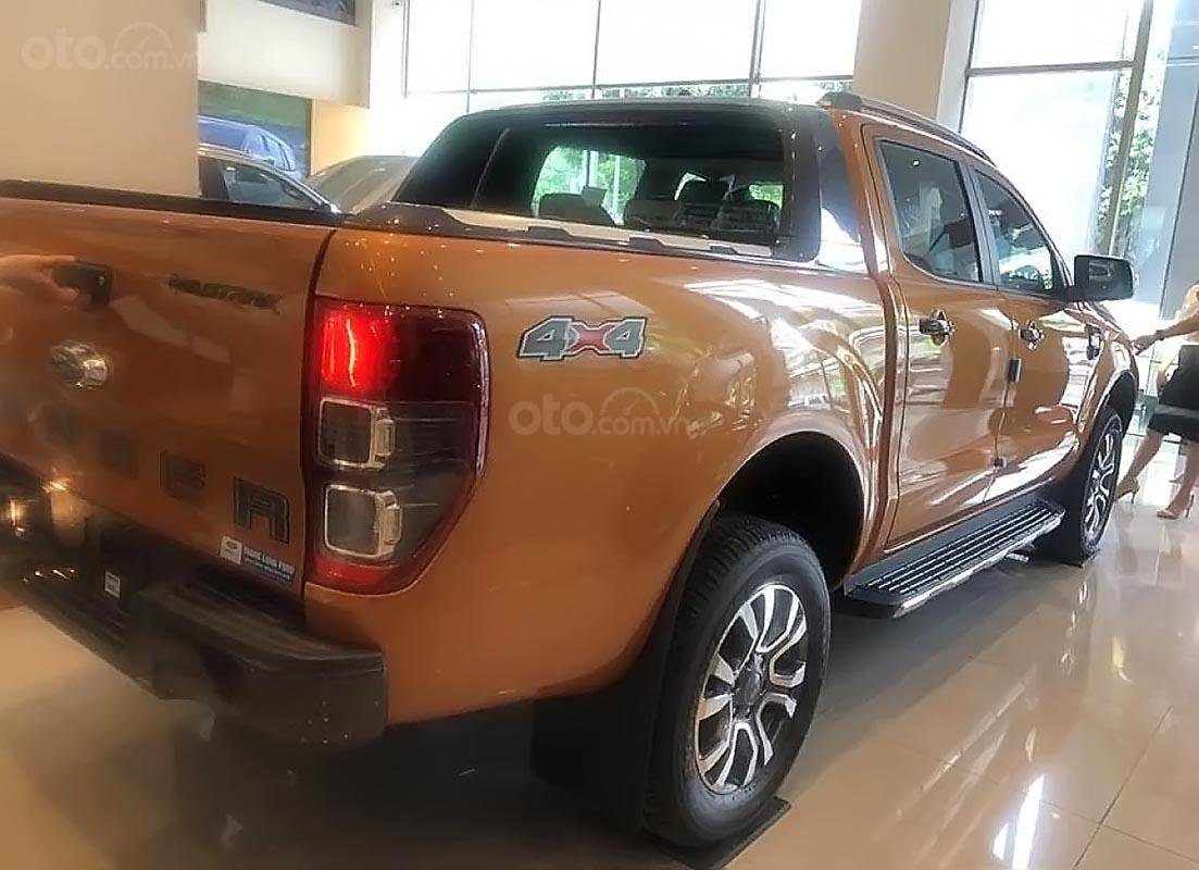 Bán Ford Ranger Wildtrak 2.0L 4x4 AT năm sản xuất 2019, xe nhập (2)