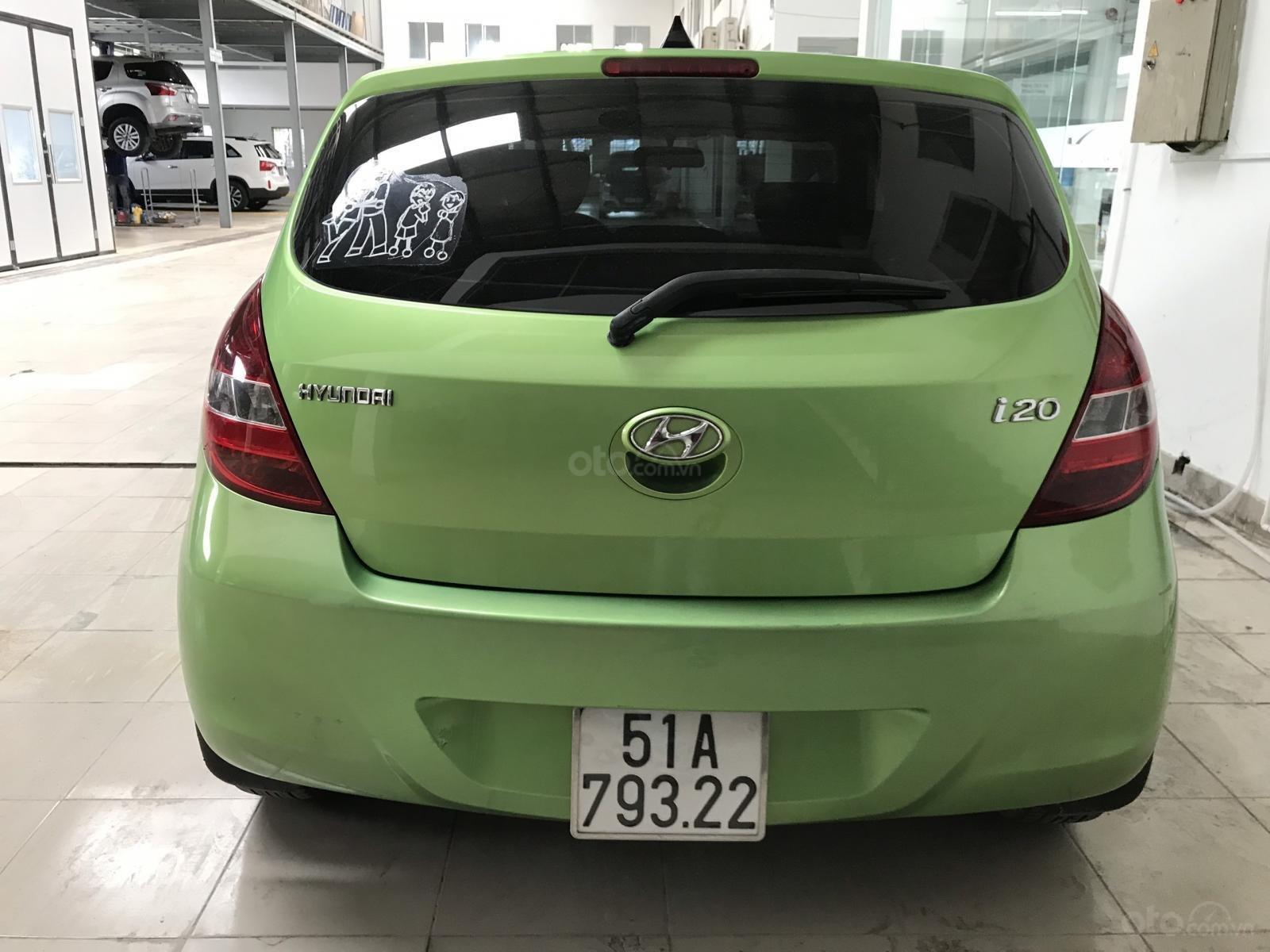 Bán Hyundai I20 1.4AT nhập Ấn Độ 2012, đăng ký 2014 biển Sài Gòn, số tự động 5 cửa (3)