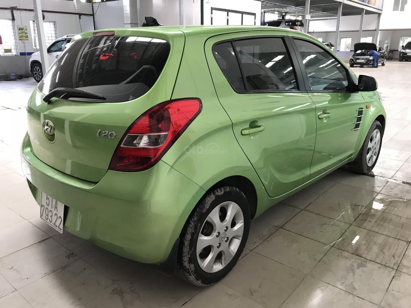 Bán Hyundai I20 1.4AT nhập Ấn Độ 2012, đăng ký 2014 biển Sài Gòn, số tự động 5 cửa (6)