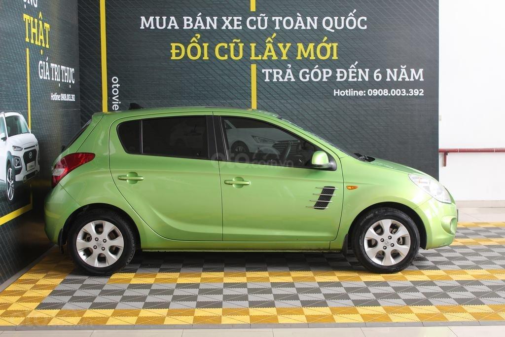 Bán xe Hyundai i20 1.4AT đời 2012, màu xanh lục, nhập khẩu, giá tốt (5)