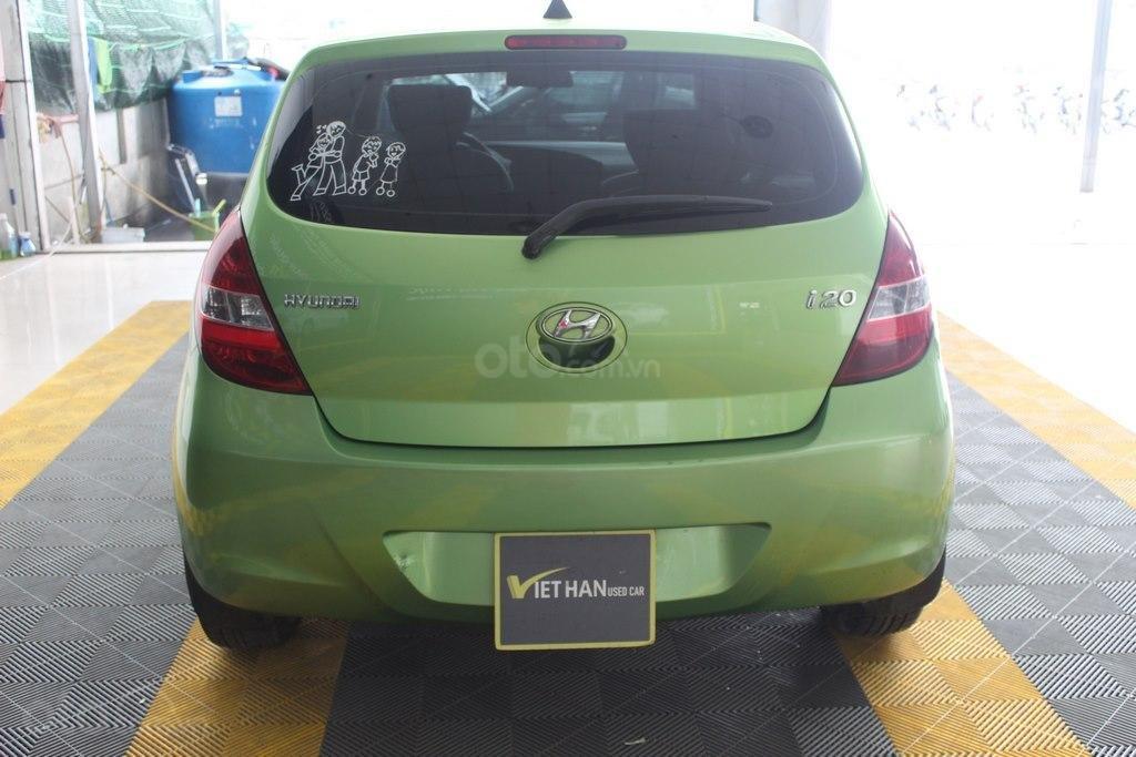 Bán xe Hyundai i20 1.4AT đời 2012, màu xanh lục, nhập khẩu, giá tốt (3)