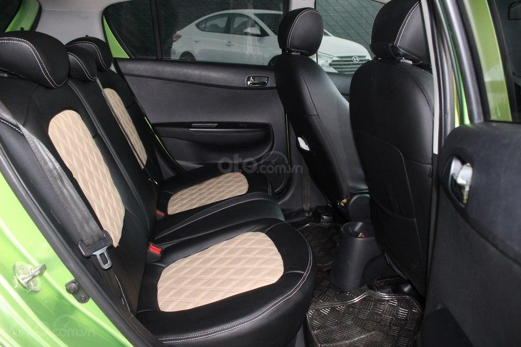 Bán xe Hyundai i20 1.4AT đời 2012, màu xanh lục, nhập khẩu, giá tốt (8)