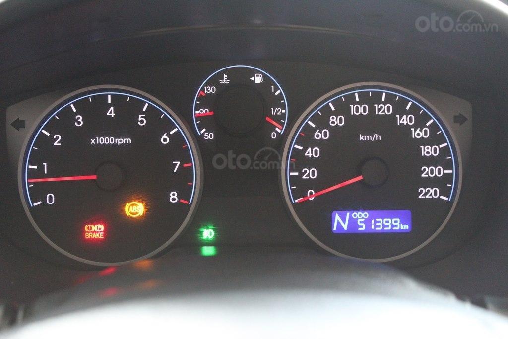 Bán xe Hyundai i20 1.4AT đời 2012, màu xanh lục, nhập khẩu, giá tốt (13)
