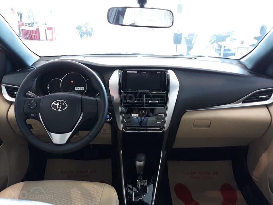 Toyota Hà Đông bán xe Toyota Yaris 1.5G CVT 2019, giảm giá cực sốc, hỗ trợ trả gó ls 0%/tháng, LH ngay 0978835850 (2)