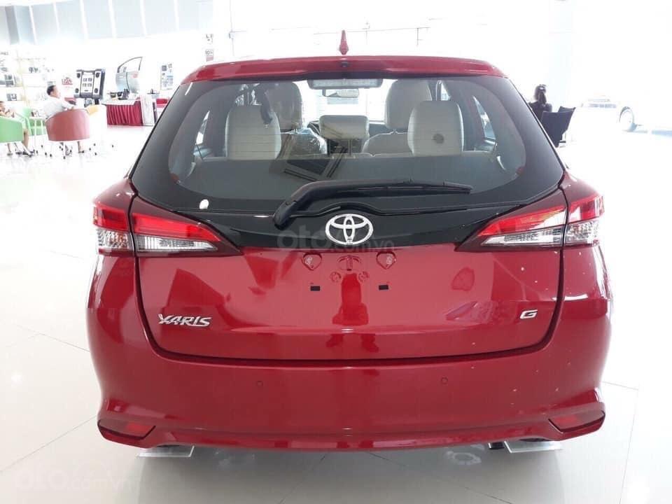 Toyota Hà Đông bán xe Toyota Yaris 1.5G CVT 2019, giảm giá cực sốc, hỗ trợ trả gó ls 0%/tháng, LH ngay 0978835850 (7)