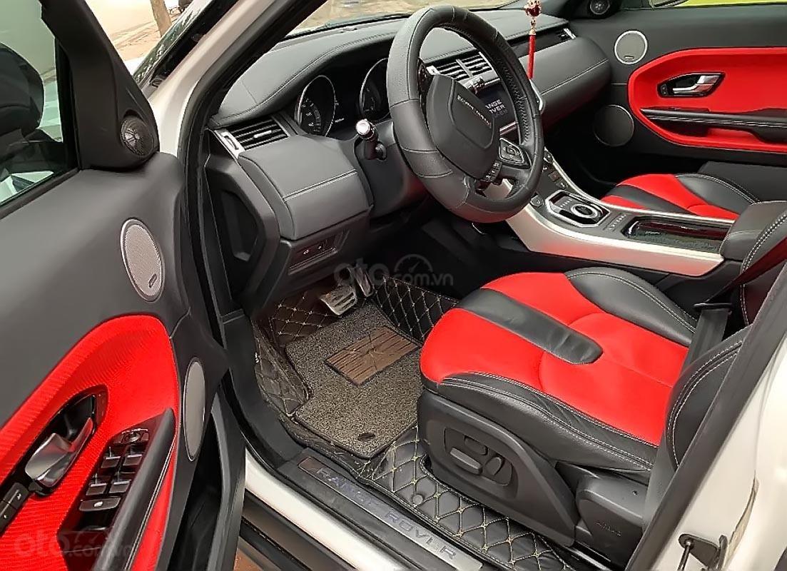 Bán LandRover Range Rover Evoque Dynamic đời 2012, màu trắng, nhập khẩu (4)