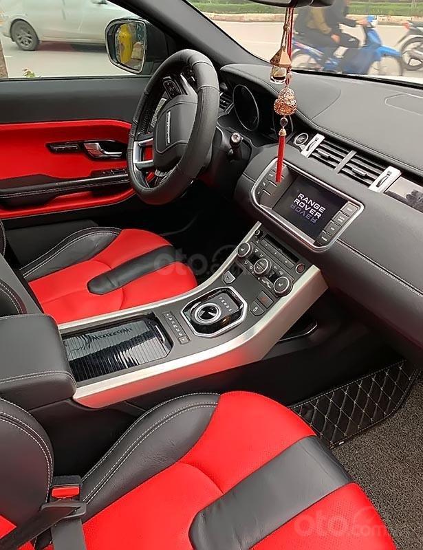 Bán LandRover Range Rover Evoque Dynamic đời 2012, màu trắng, nhập khẩu (2)